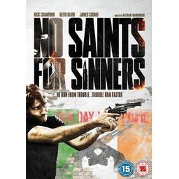 No Saints For Sinners [DVD]